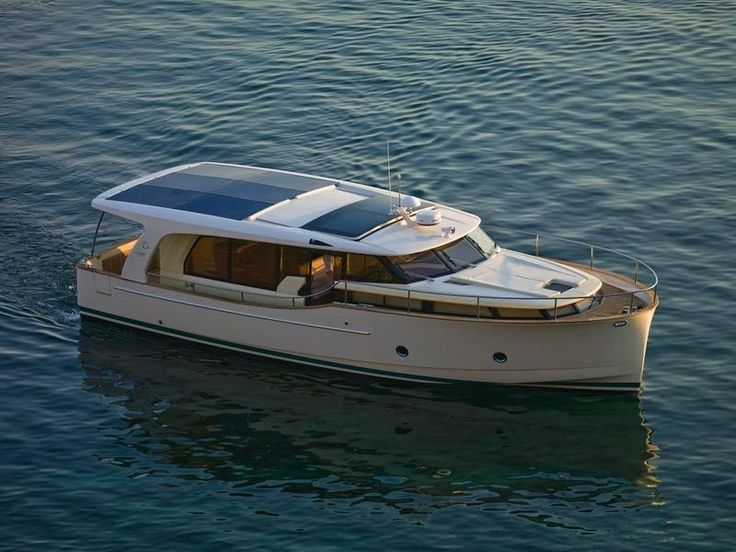 2017 Greenline Hybrid 40 Power Boat For Sale - www.yachtworld.com