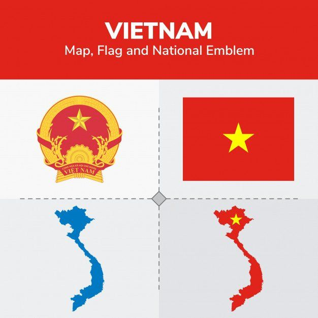 Vietnam Flag Coloring Page Elegant Vietnam Map Flag And National