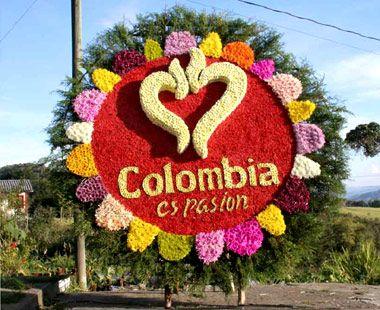 Flower Festival. Feria De Las Flores