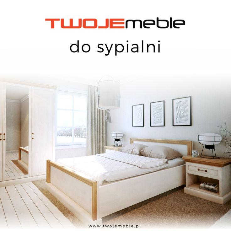 Twoje meble do sypialni – lóżko z kolekcji mebli do sypialni Royal, Gała Meble #TwojeMeble #MebleDoSypialni #Łóżko #Royal #GałaMeble