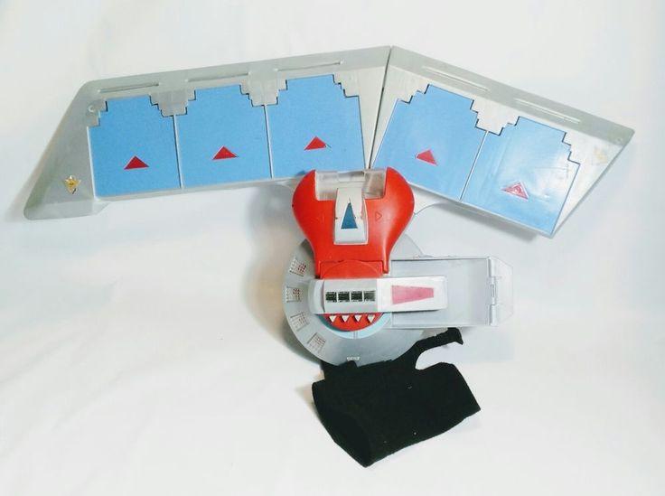 Yugioh Duel Disk Card Launcher Battle City 1996 Kazuki Takahashi COSPLAY AS-IS #Yugioh
