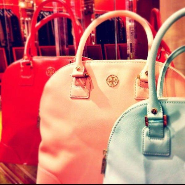 : Fashion, Robinson Bag, Style, Color, Tory Burch, Toryburch, Bags