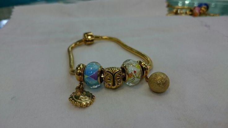 Las Pandoras con el mejor estilo y elegancia, como solo joyas Aroma tiene para ti