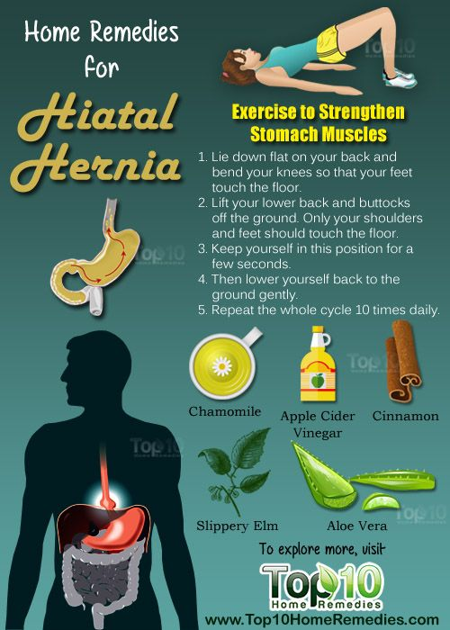 A Hiatus Hernia is a condition in which a small part of the stomach protrudes through an opening in the diaphragm into the chest cavity. The diaphragm is the sheet of muscle that divides the chest from the abdomen. Hiatal hernias are most common in people who are 50 or older