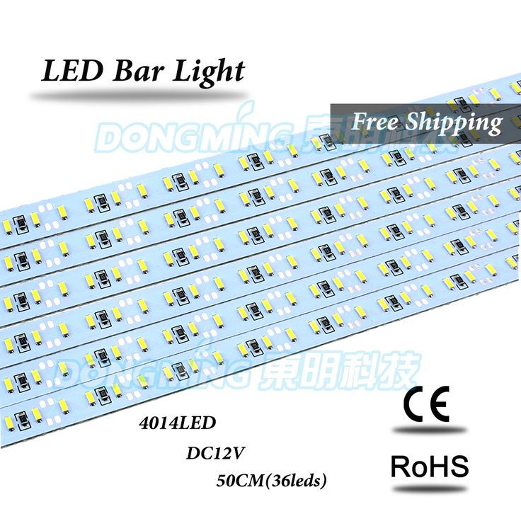 5pcs/Lot 36/72 leds 0.5m LED bar light smd 5050 5630 7020 8520 4014 2835 12V led rigid strip white/warm white/RGB under cabinet   USD$10.00 FREE SHIPPING  Tag a friend who would love this!     FREE Shipping Worldwide     Get it here ---> https://buy18eshop.com/5pcslot-3672-leds-0-5m-led-bar-light-smd-5050-5630-7020-8520-4014-2835-12v-led-rigid-strip-whitewarm-whitergb-under-cabinet/