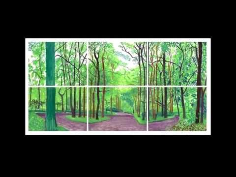 ▶ Love Life: David Hockney's Timescapes presented by Lawrence Weschler - YouTube