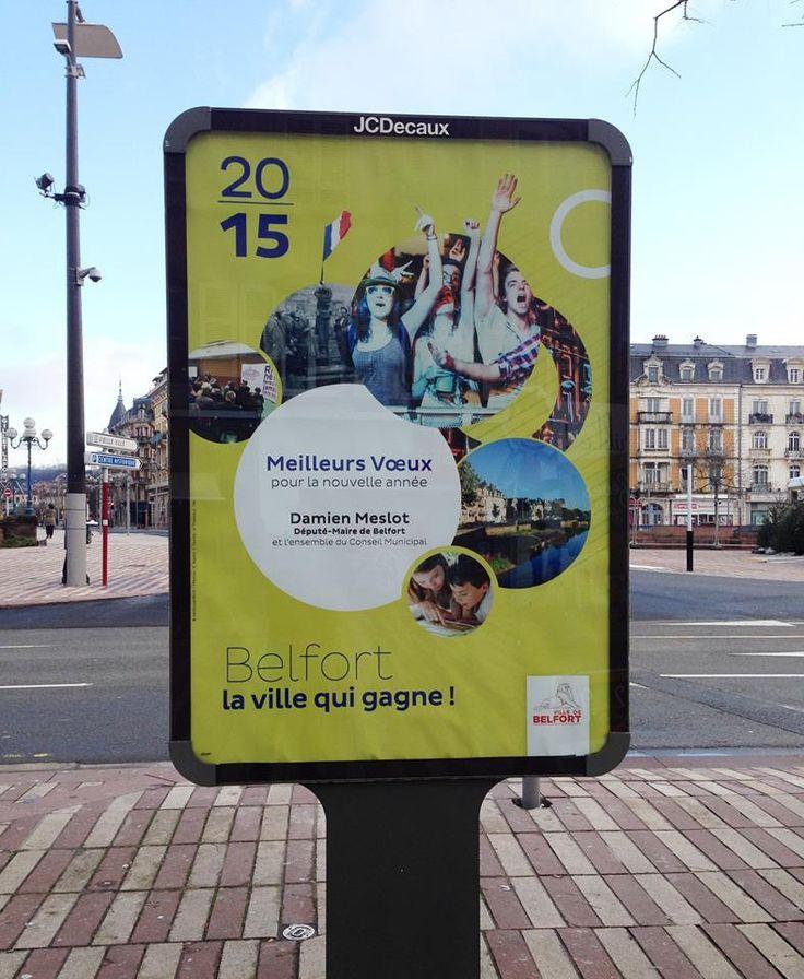 #Belfort 2015, la ville qui gagne ! Communication signée #Lattitude90