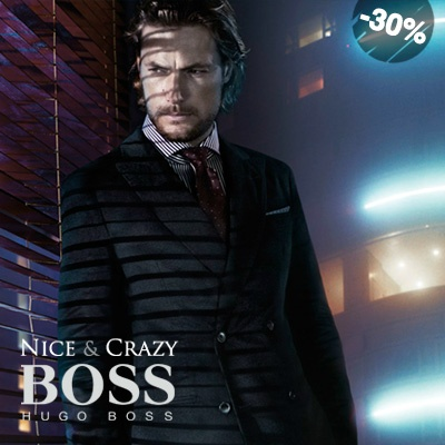 Hugo Boss al 30% de DESCUENTO