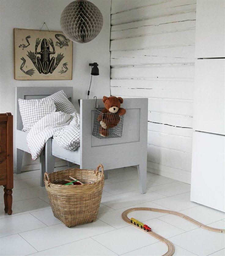 Teddy bear basket! | Shared kids' bedroom | live from IKEA FAMILY