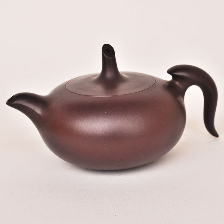 Yixing teapots are perfect for brewing puerh tea