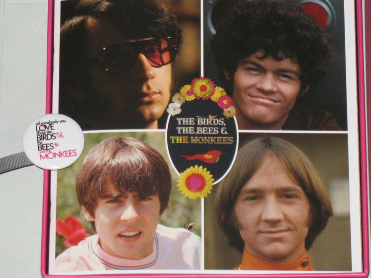 "Michael Doherty's Music Log: The Monkees: ""The Birds, The Bees ..."