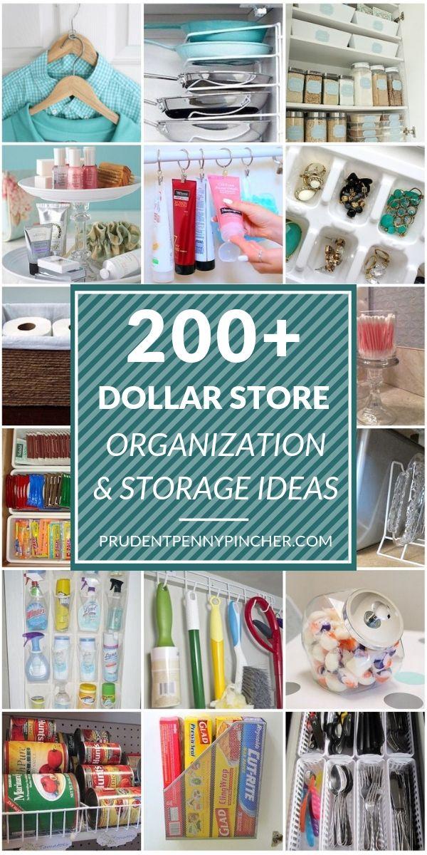 200 Diy Dollar Store Organization Ideas Dollar Store Diy Organization Dollar Store Organizing Dollar Store Diy