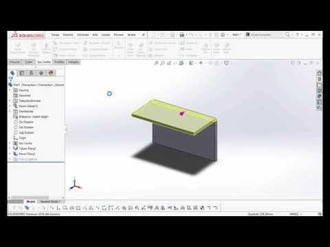 1 SAC METAL GİRİŞ Solidworks Eğitim | Solidworks Eğitim - Cinema 4D Eğitim - Autocad Eğitim - Revit Eğitim - 3Ds Max Eğitim - Carrier Hap Eğitim