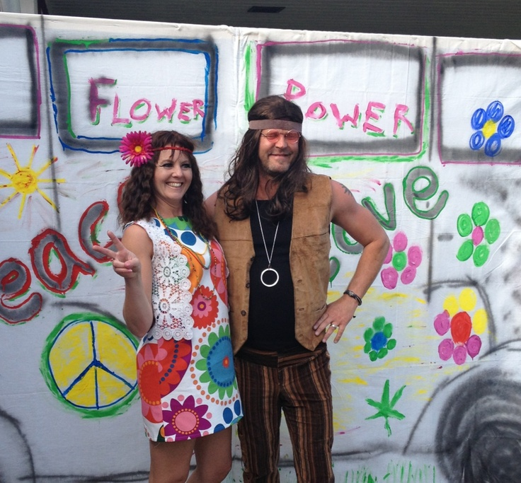 Flower power party 2013