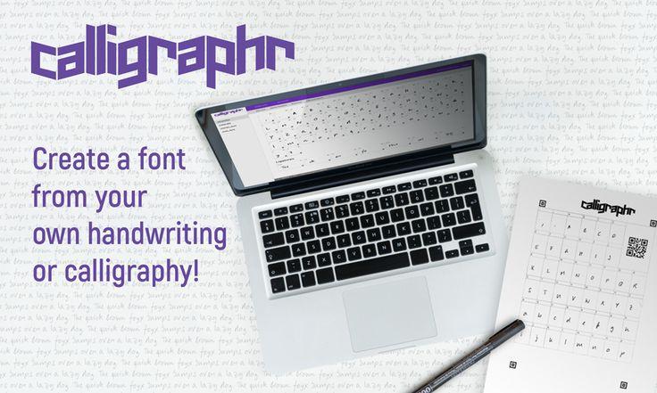 www.calligraphr.com