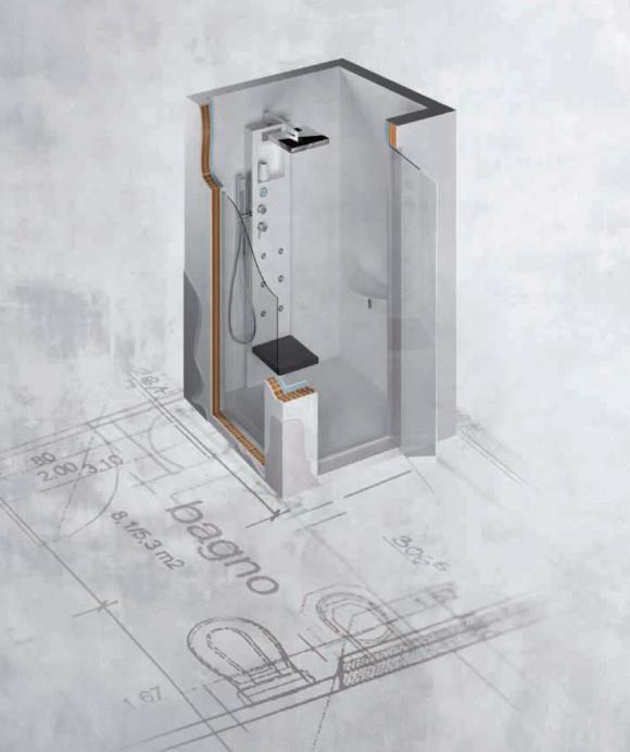 Come creare la tua stanza bagno turco personalizzata | Locaserve.com