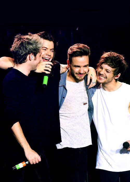 One Direction's Final Tour Stop Was 'Emotional' In Every Sense Of The Word