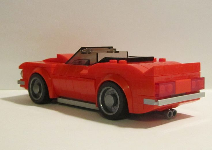 40 Best Lego Speed Champions Moc Images On Pinterest