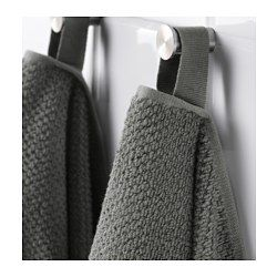 IKEA - FRÄJEN, Bath towel, A terry towel in medium thickness that is soft and highly absorbent (weight 500 g/m²).The long, fine fibres of combed cotton create a soft and durable towel.