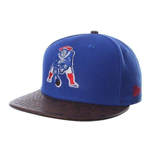 Apoya a los #Patriots de New England con el gran estilo de la gorra #NewEra Star Vize Patriots Otcstars con un diseño original con textura en la visera plana y logo del equipo bordado al frente.