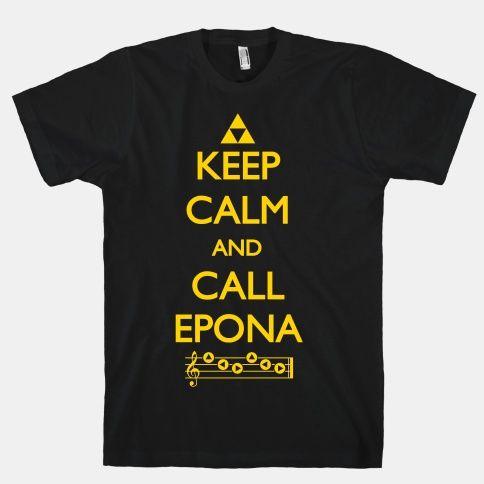 Keep Calm And Call Epona--- I want it I want it I want it I want it