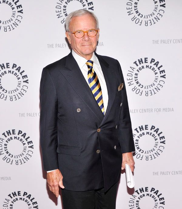 Tom Brokaw: NBC Newsman Diagnosed With�Cancer