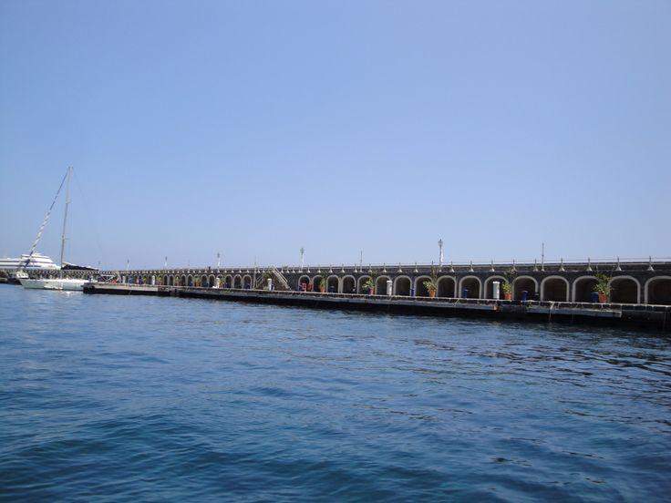 #Salina Porto di Santa Maria