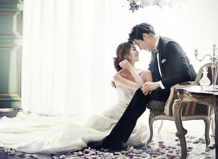 Korea Pre-Wedding Studio Photography by May Studio on OneThreeOneFour 23