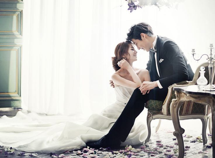 Korea Pre-Wedding Studio Photography by May Studio on OneThreeOneFour 23