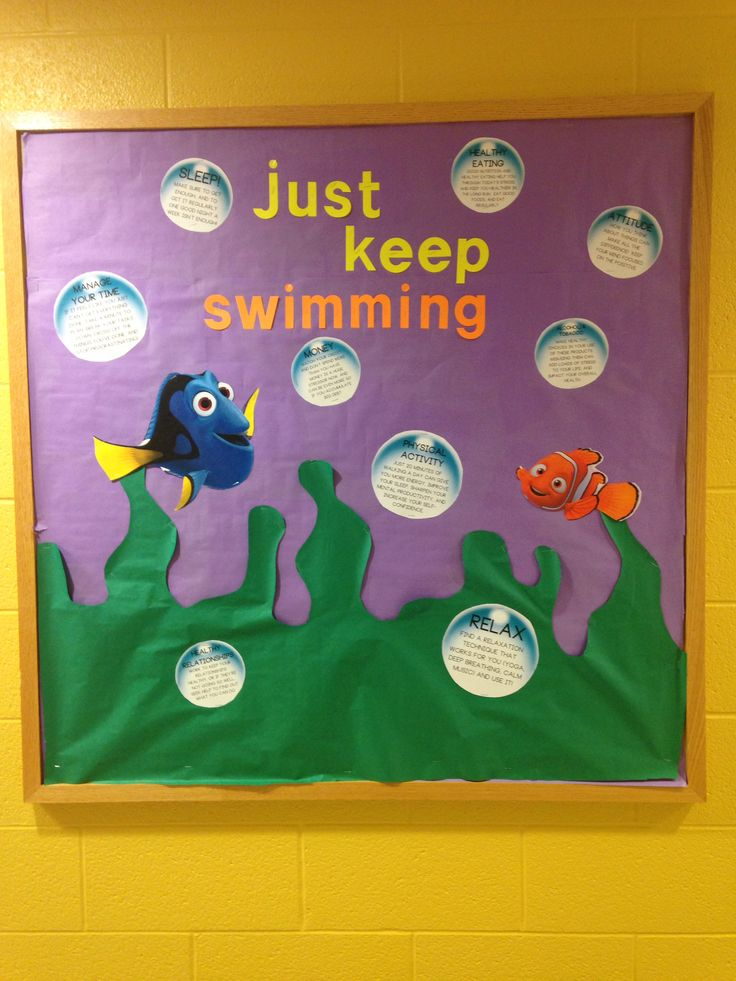 Stress Management Finding Nemo Board Ra Pinterest Ra