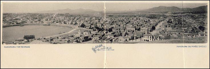 https://flic.kr/p/FSjMZ2 | Πανόραμα Πειραιά, καρτ ποστάλ εκδόσεων Πάλλη & Κοτζιά.