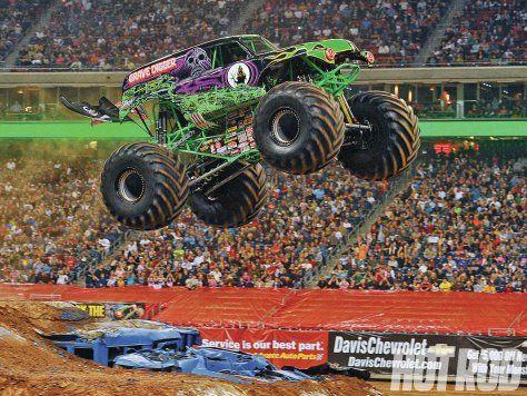 monster truck games 4x4