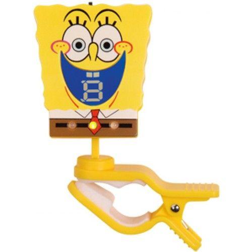 SpongeBob SquarePants: Clip-on Guitar Tuner. £13.00