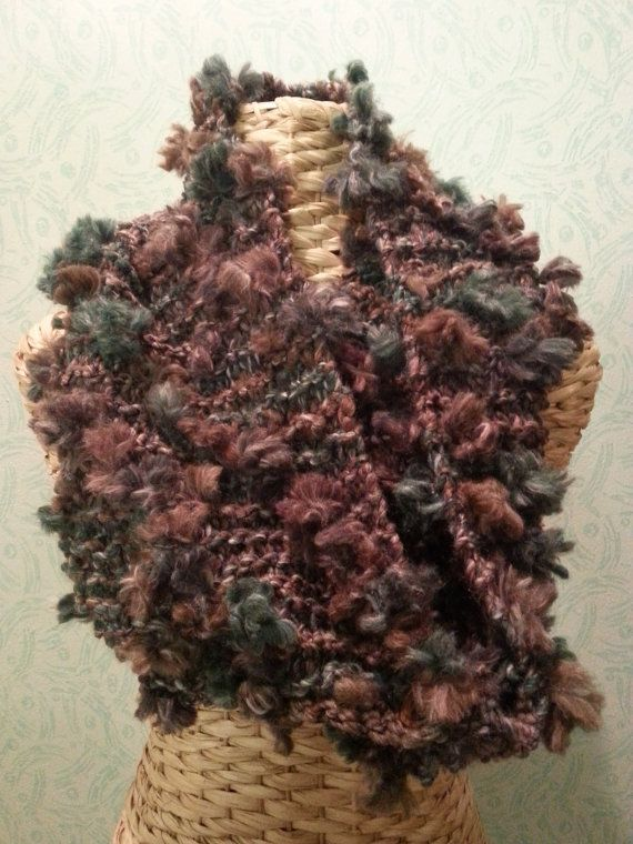 Through the forest cowl by Stefily on Etsy