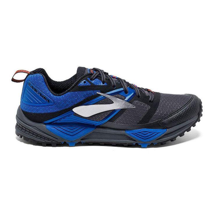 Brooks Cascadia 12 men's trail running shoes. #soccersportfitness #brooks #running