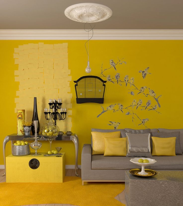 Kutir Colors Natural Lemon Room By Aspa Listed In Minimalist Bedroom Design Contemporary Living Discussion Also