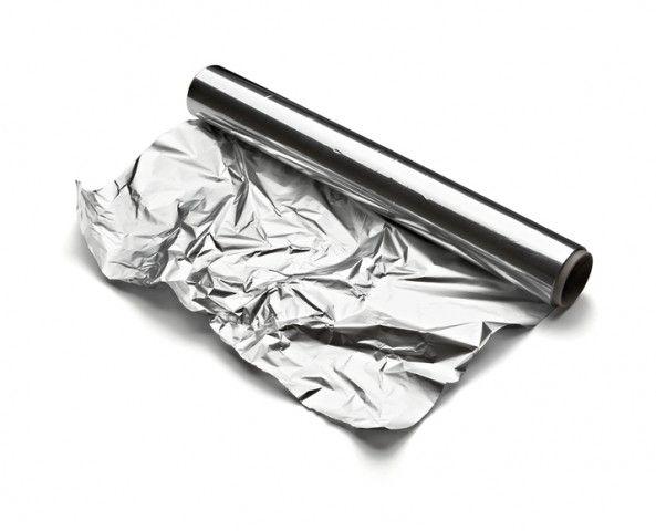 Алюминиевая фольга — привычная вещь, но очень опасна для здоровья 0