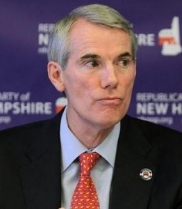 Rob Portman: ENDA Might Not Protect Anti-LGBT Religious Entities | ThinkProgress  Last summer, Sen. Rob Portman (R-OH) told ThinkProgress that he opposed the Employment Non-Discrimination Act because he feared it would lead to a lot of litigation, intimidating employers. Since then, Portman has endorsed marriage equality, motivated by what he learned from his son's coming out. Unfortunately, it seems he still has reservations about granting legal protections to the LGBT community
