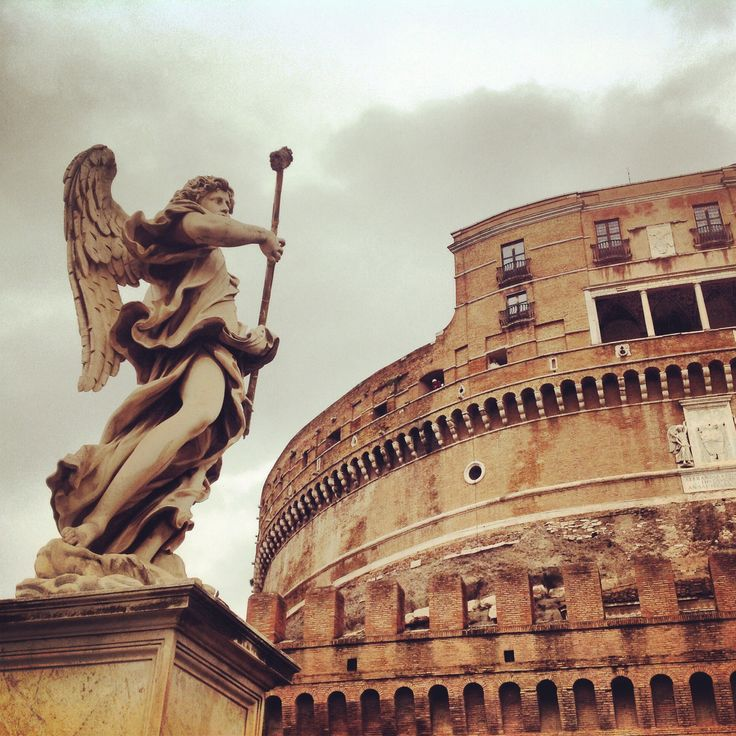 Castello Sant'Angelo #RomeLife