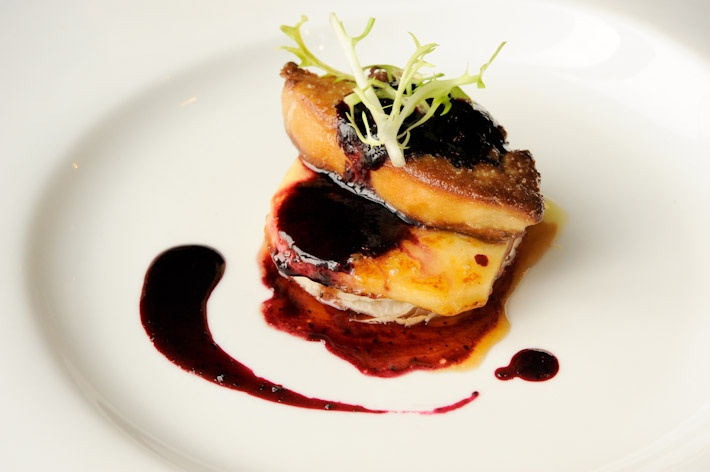Pan seared foie gras | Food & Drink | Pinterest | Peking Duck, Foie ...