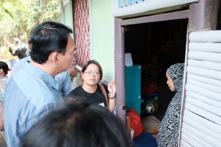 Kisah Nenek Sidup, Listrik Rumahnya Dimatiin dan Diusir dari Rumahnya karena Dukung Ahok