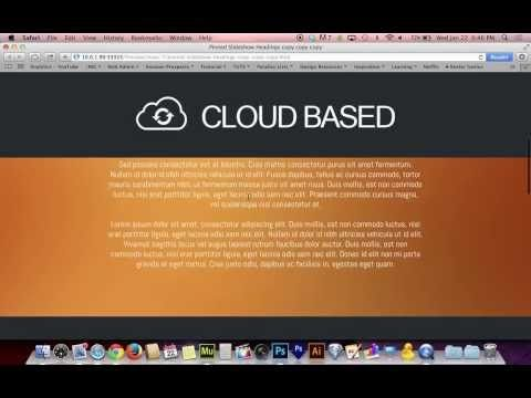 ▶ Adobe Muse CC 7.0 Tutorial   Dynamic Changing Header - YouTube