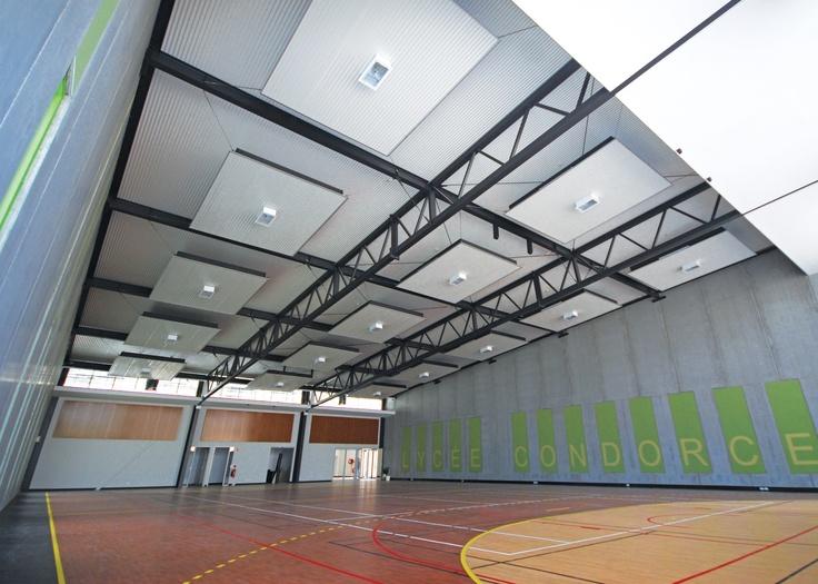 Ritek Custom Roof System  International French School of Sydney  An award winning project