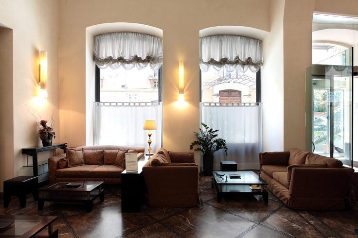 Il Principe Hotel Catania - The hall