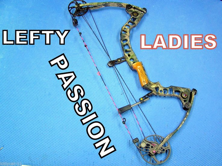 +LEFT+HAND+LADIES++MATHEWS+PASSION+COMPOUND+BOW++**SHIP+WORLD+WIDE*****+#Mathews