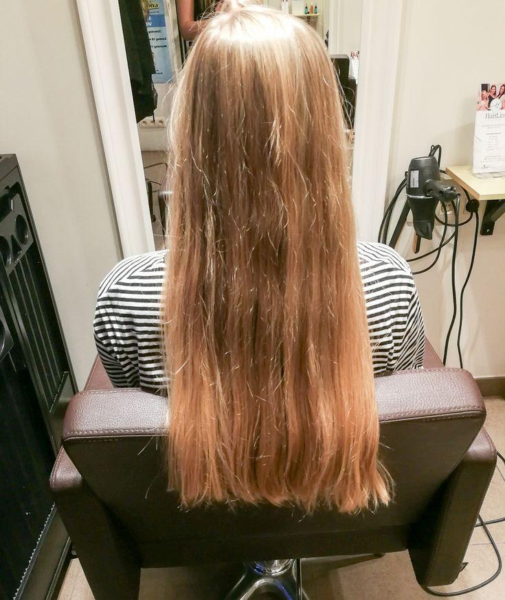 Welk kapsel voor lang steil haar?