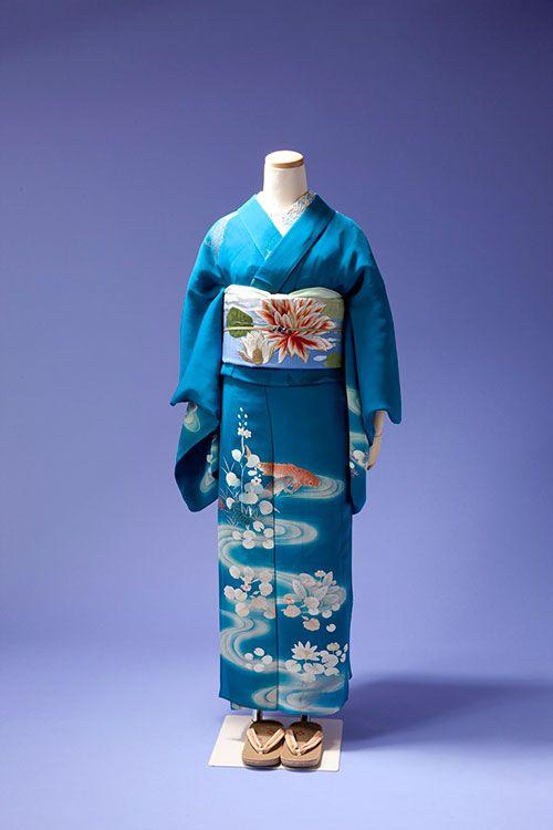 谷崎潤一郎作品をアンティーク着物や挿絵でひも解く企画展、弥生美術館で開催の写真1
