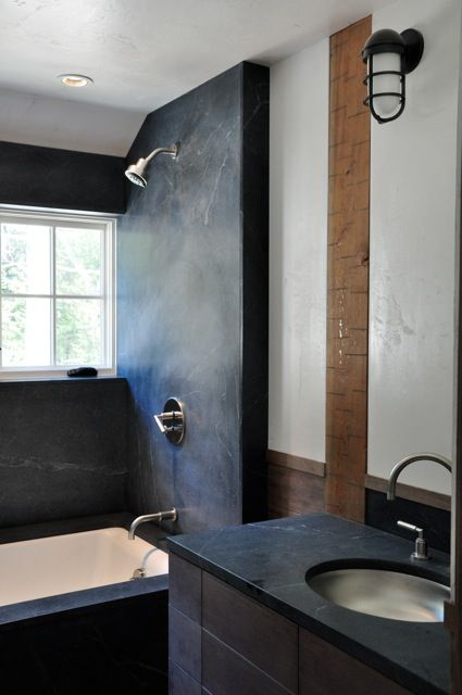 25 best ideas about soapstone on pinterest soapstone kitchen soapstone counters and for Soapstone bathroom accessories