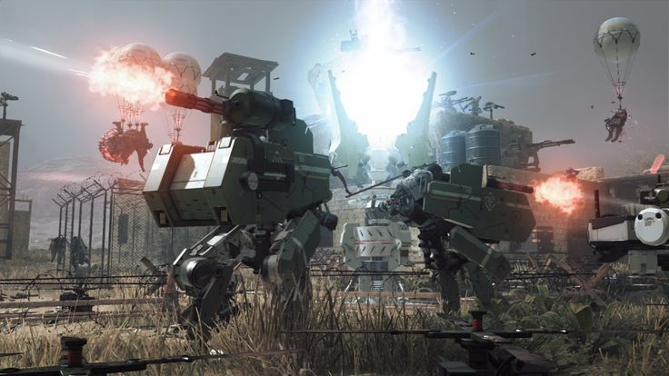Metal Gear Survive: Co-op Survival at the Deserted Mine (Normal Difficulty) Check out a high level co-op run of Survival in Metal Gear Survive on the Deserted Mine level.    For more Metal Gear Survive check out our full wiki on IGN @ http://ift.tt/2tcrHh7 March 03 2018 at 07:00PM  https://www.youtube.com/user/ScottDogGaming