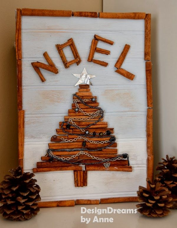 Knick of Time | Farmhouse Friday – Repurposed Christmas Decor | http://knickoftime.net